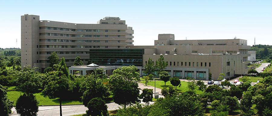 画像:協力医療機関 日本医科大学千葉北総病院