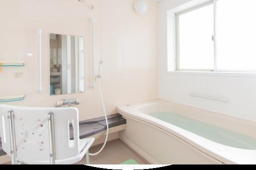画像:入浴